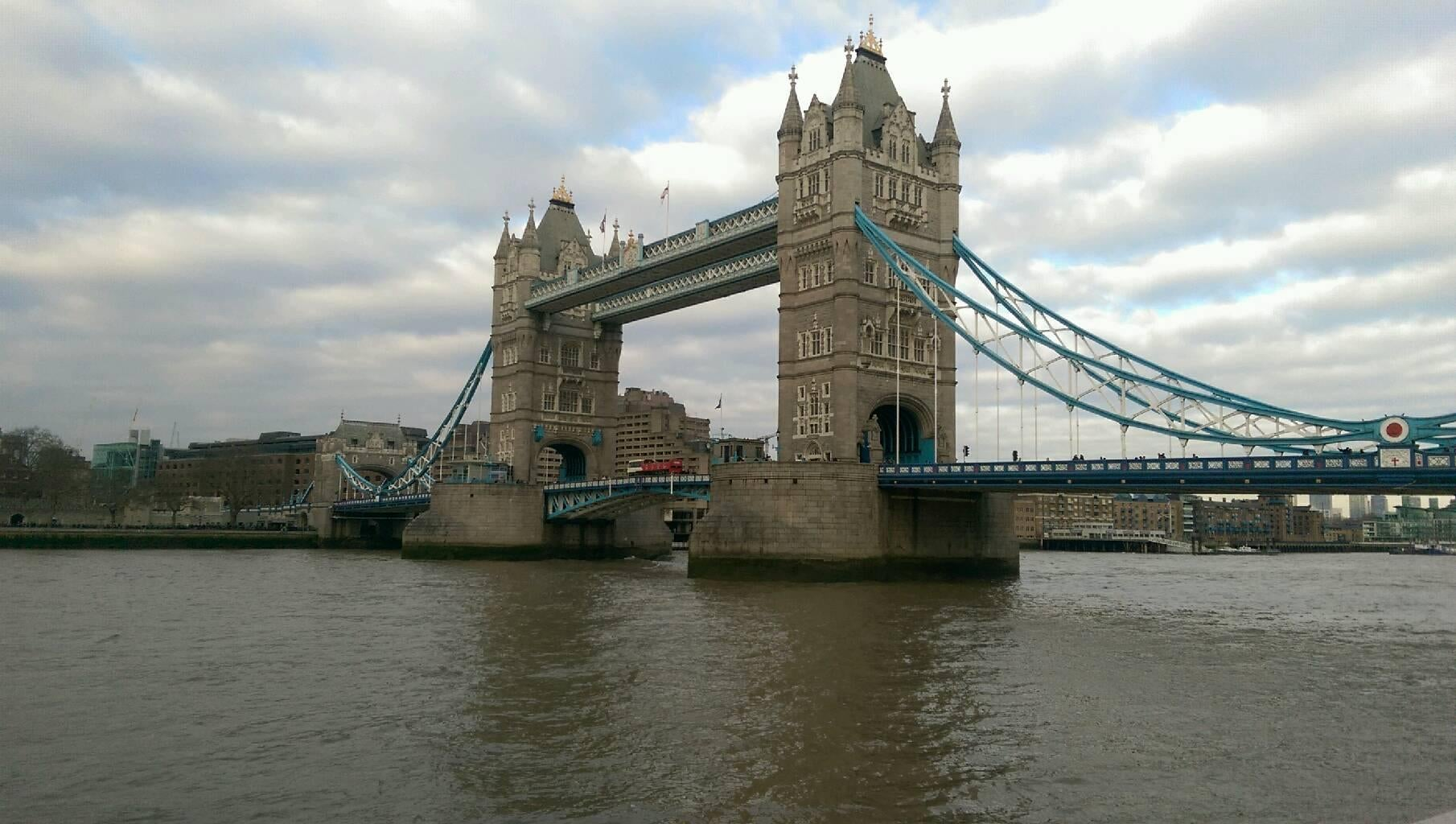 Ponte Medieval Gate of London Tower