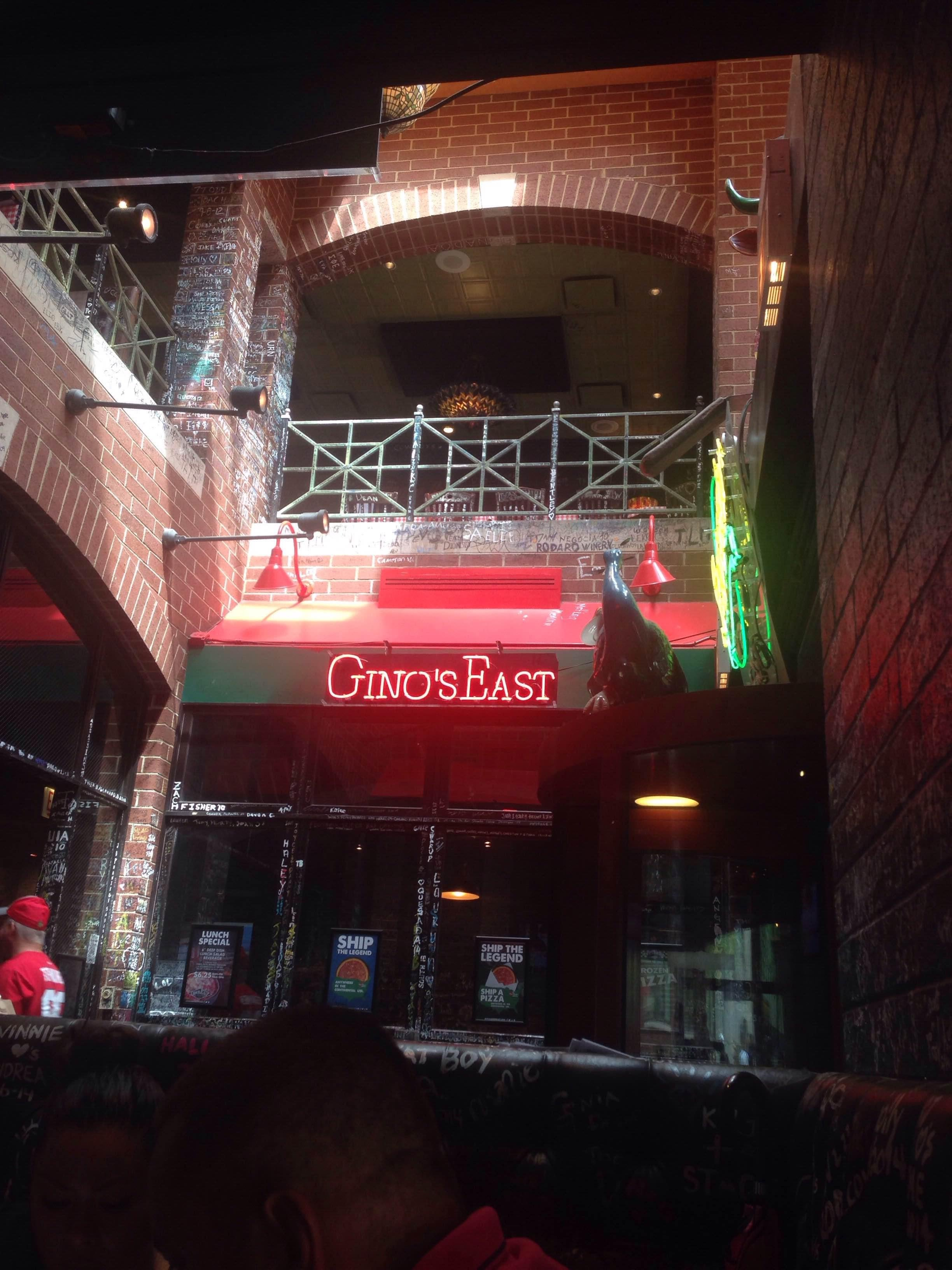 Gino's Pizza Eastown