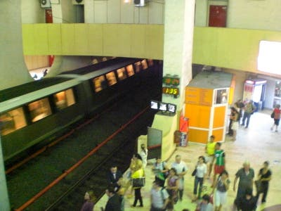 Bucharest Metro