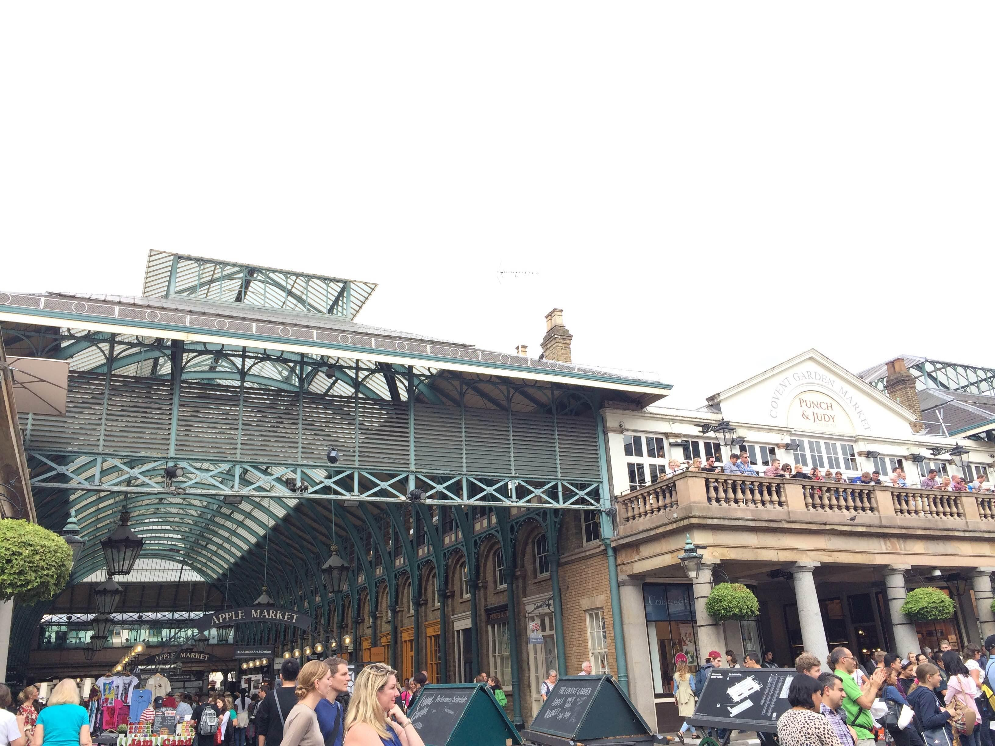 Paseo en Covent Garden
