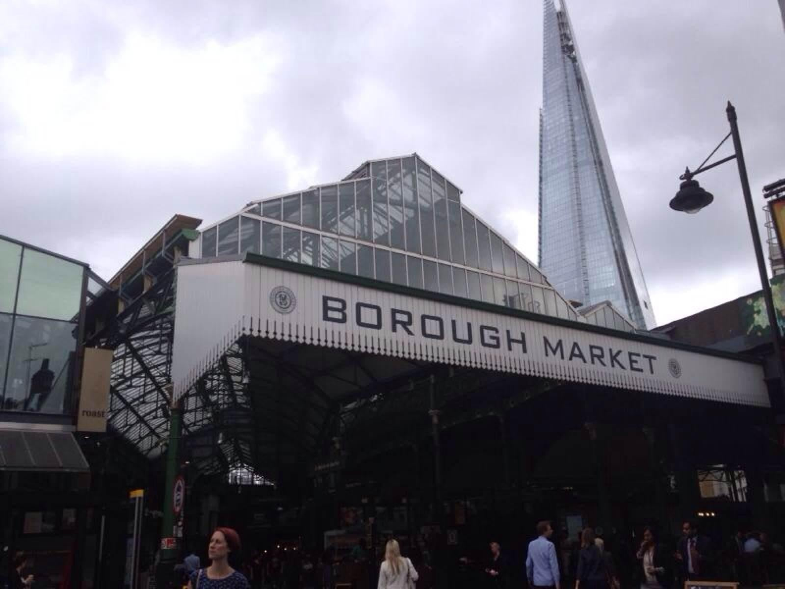 Edificio deportivo en Borough Market