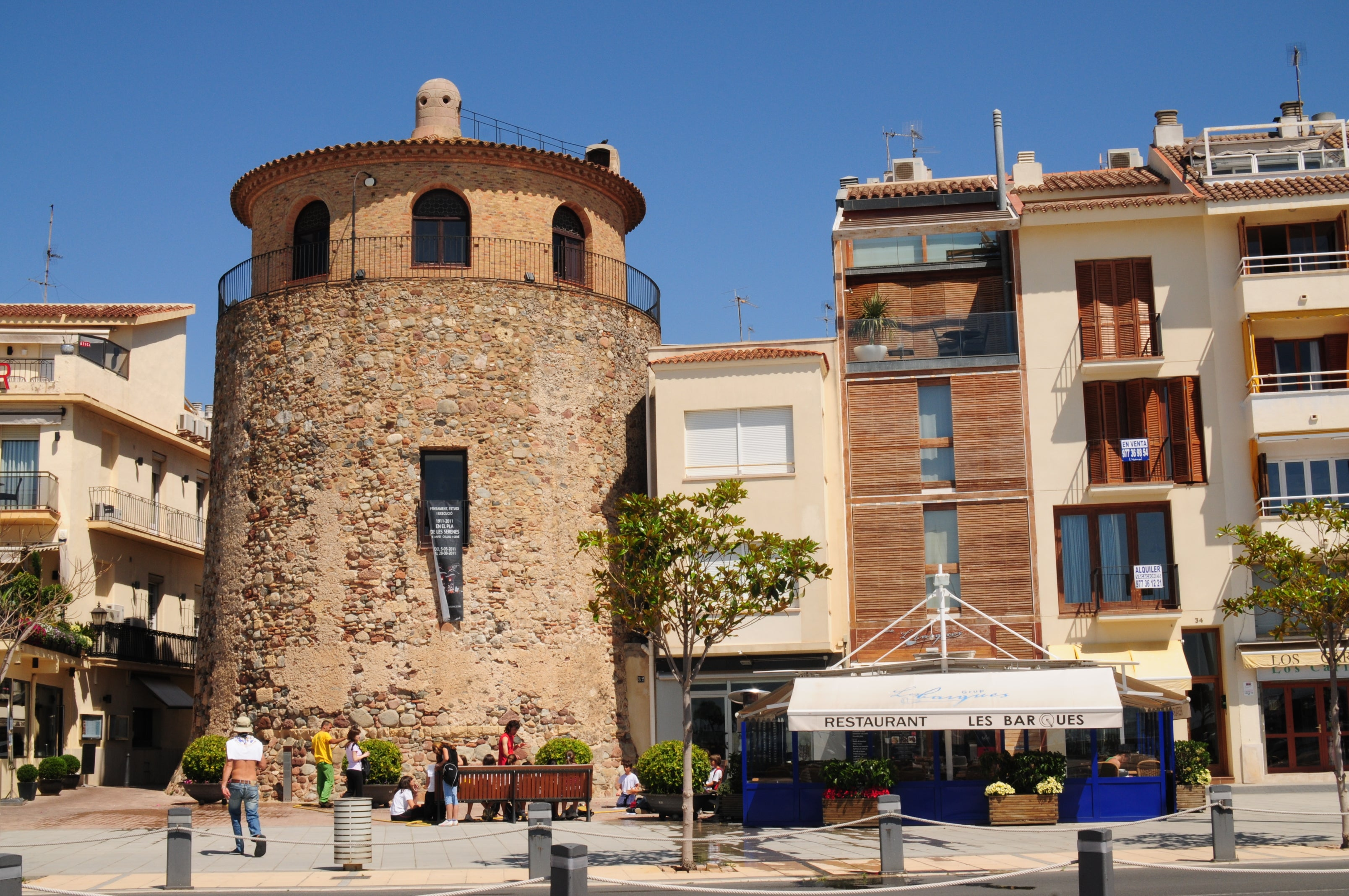 The Port Tower