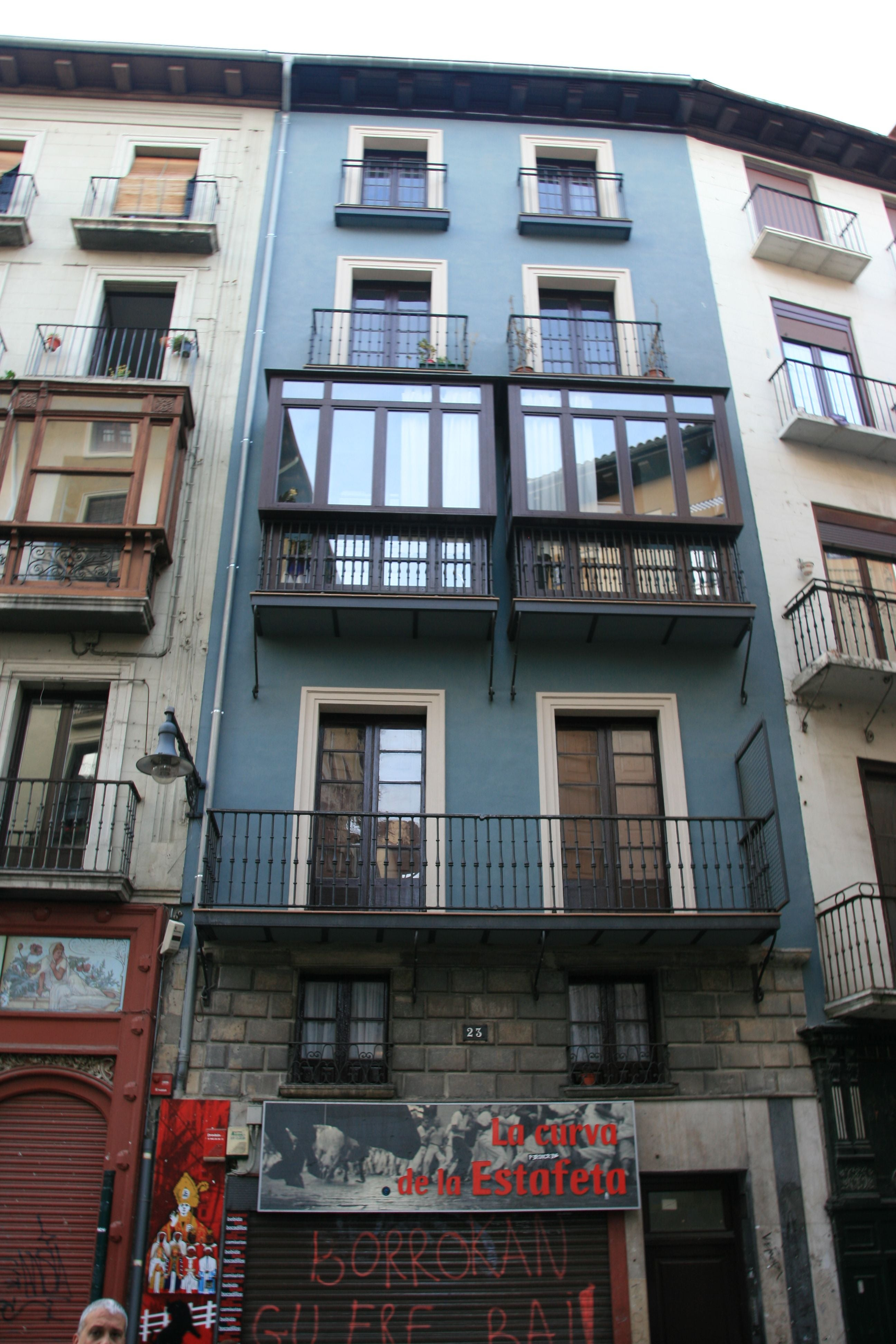 residential area em Pamplona