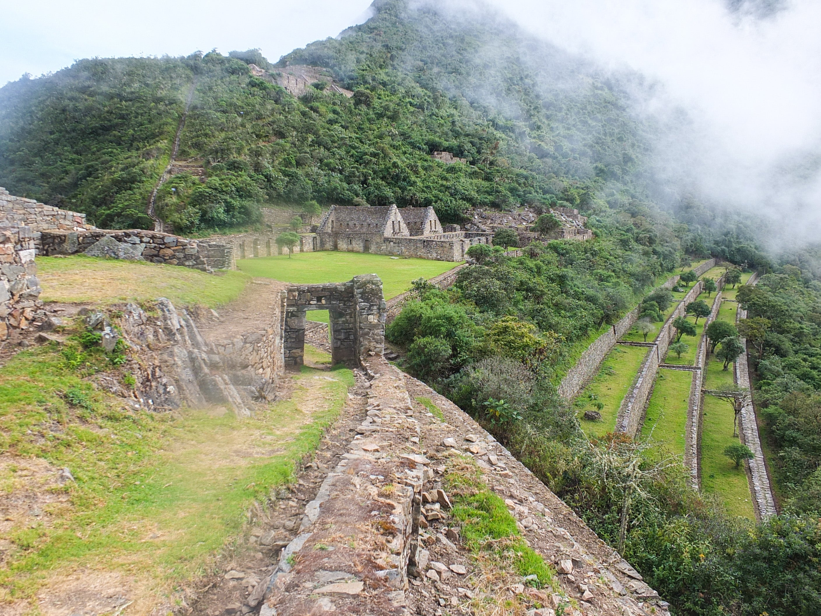 Choquequirao Archeological Park