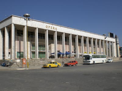 National Theatre of Opera and Ballet of Albania