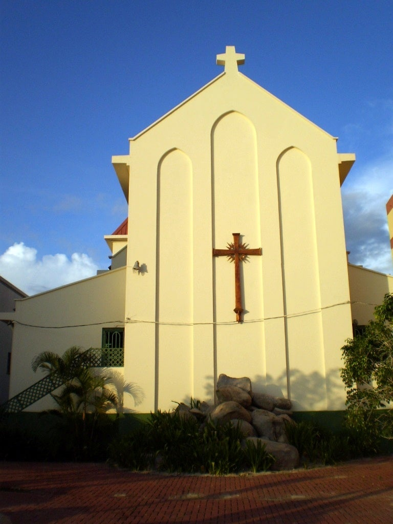 Iglesia en Saint Martin of Tours Church