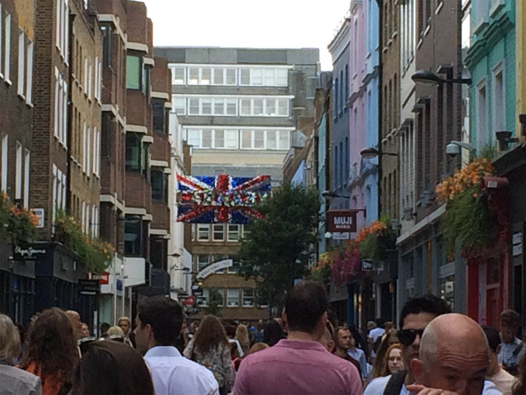 Calle Carnaby