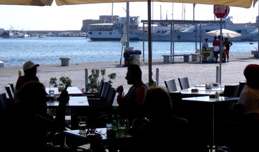 Café-Restaurante The Harbour