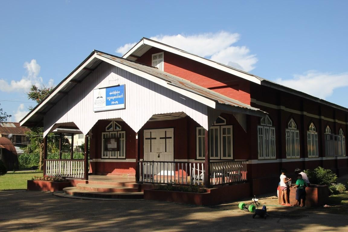 Town in Seventh Day Adventist Church