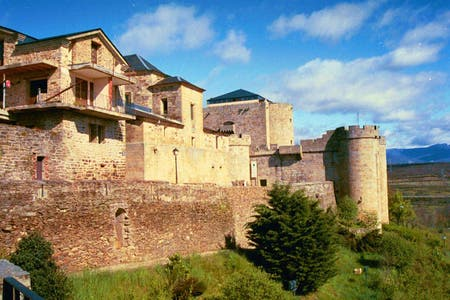 Castle of the counts of Benavente