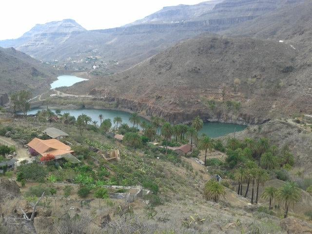 Valley in Transgrancanaria 2016 - 125 kms