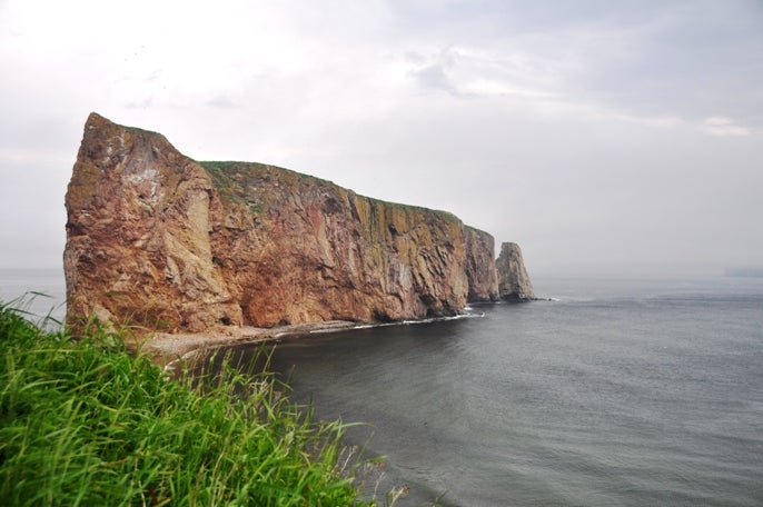 Pierced Rock (Rocher-Percé)