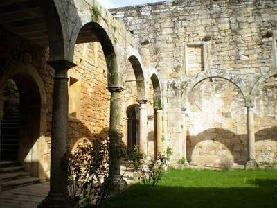 Cloisters of Salzedas Monastery
