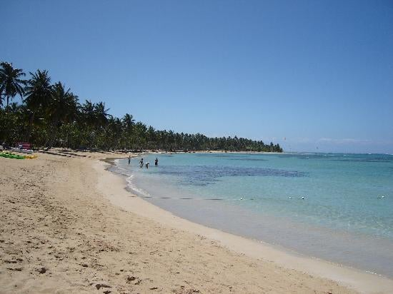 Playa en Las Terrenas