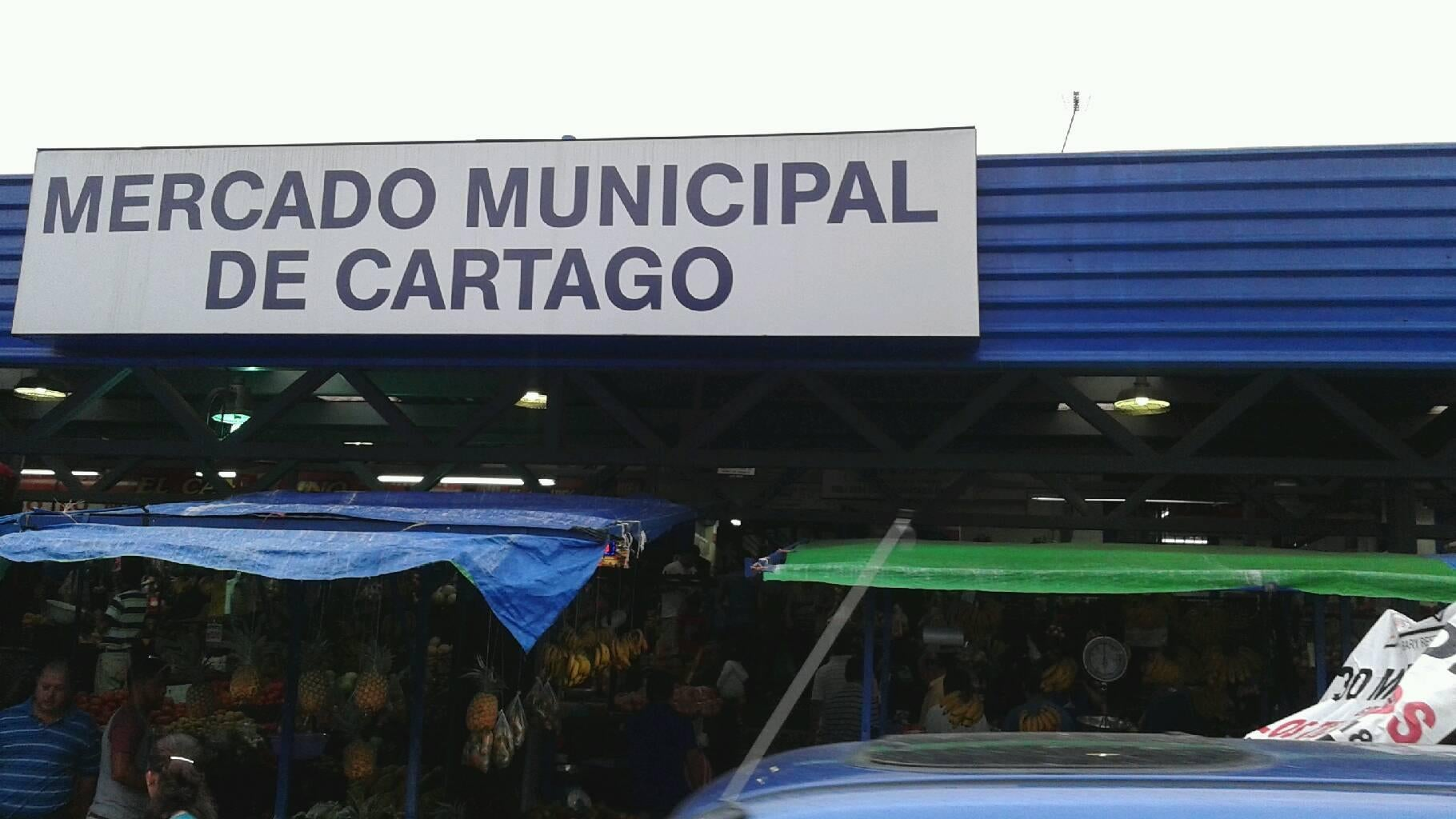 Mercado Central de Cartago