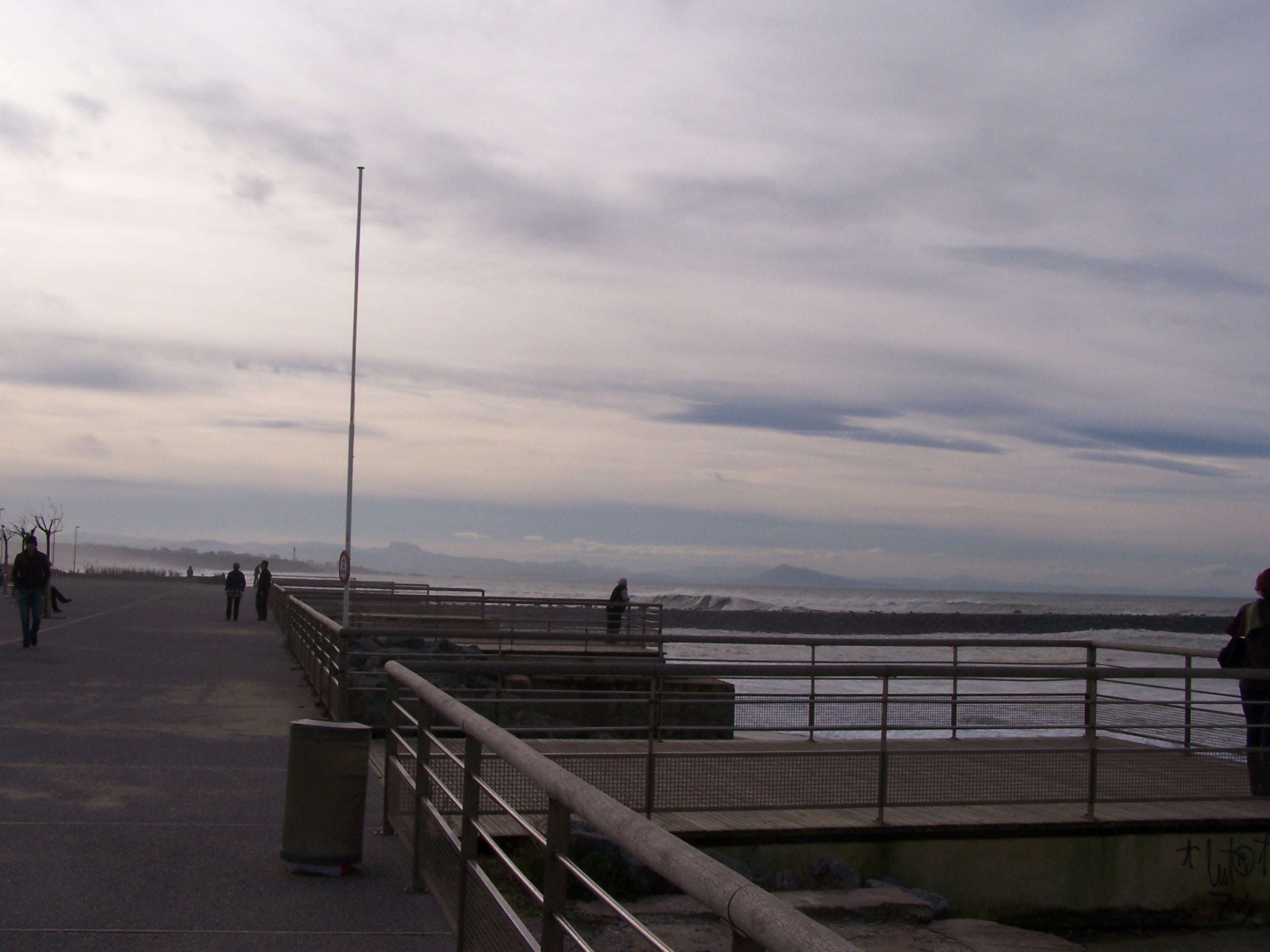 Promenade of the litoral