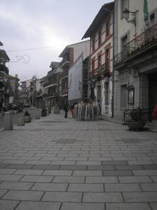 City of Cercedilla Square