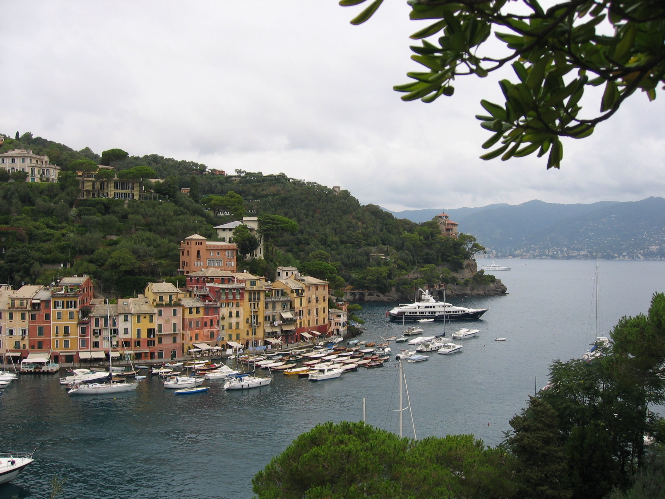 Resort en Portofino