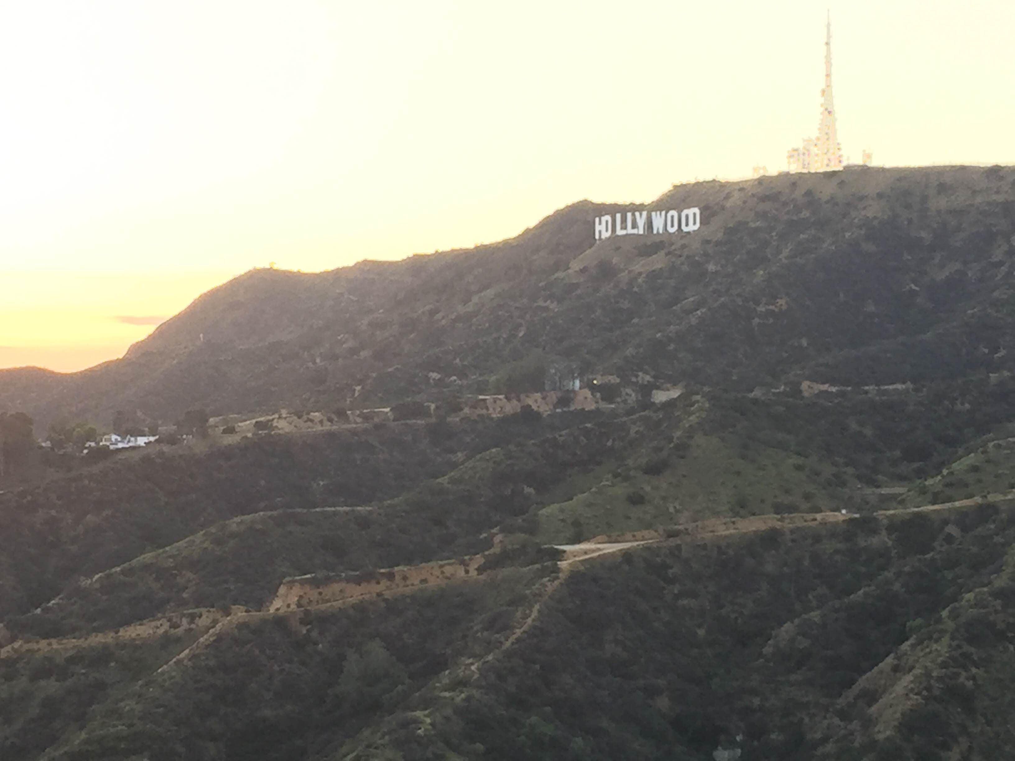 Mt hollywood trail