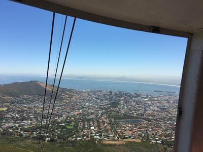 Teleférico de Table Mountain
