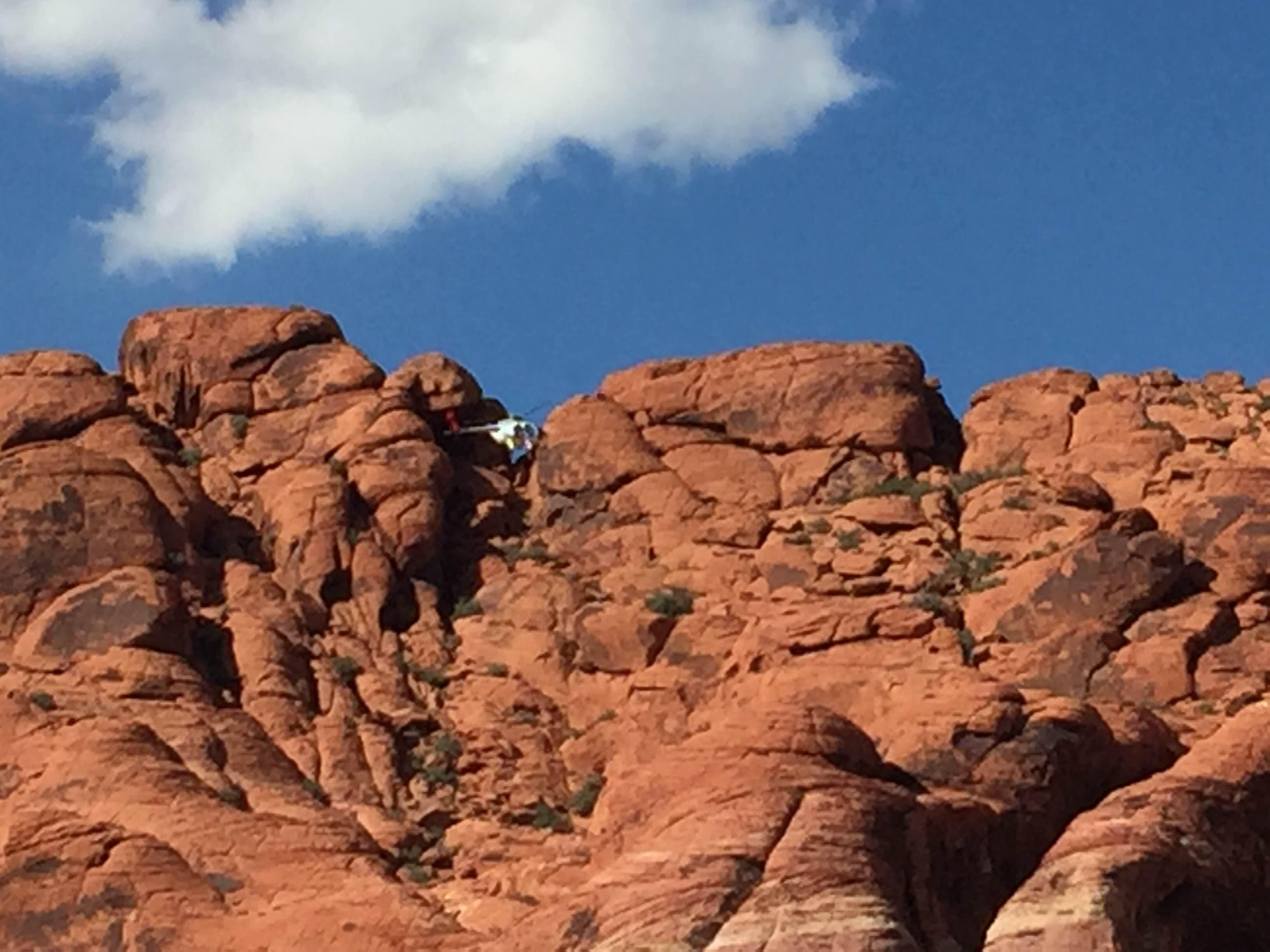 Parque en Red Rock Canyon National Conservation Area