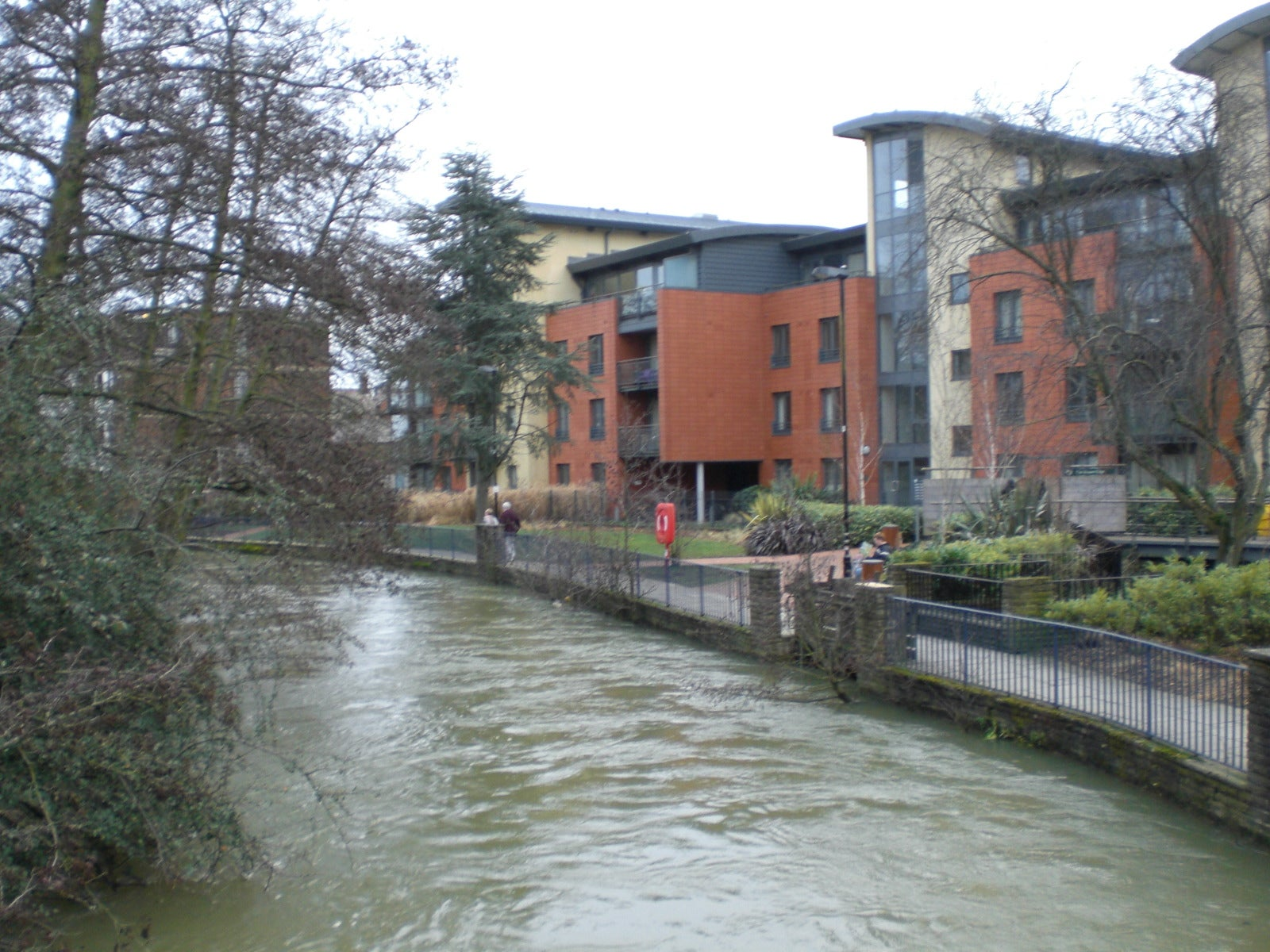 Mill Stream Walk