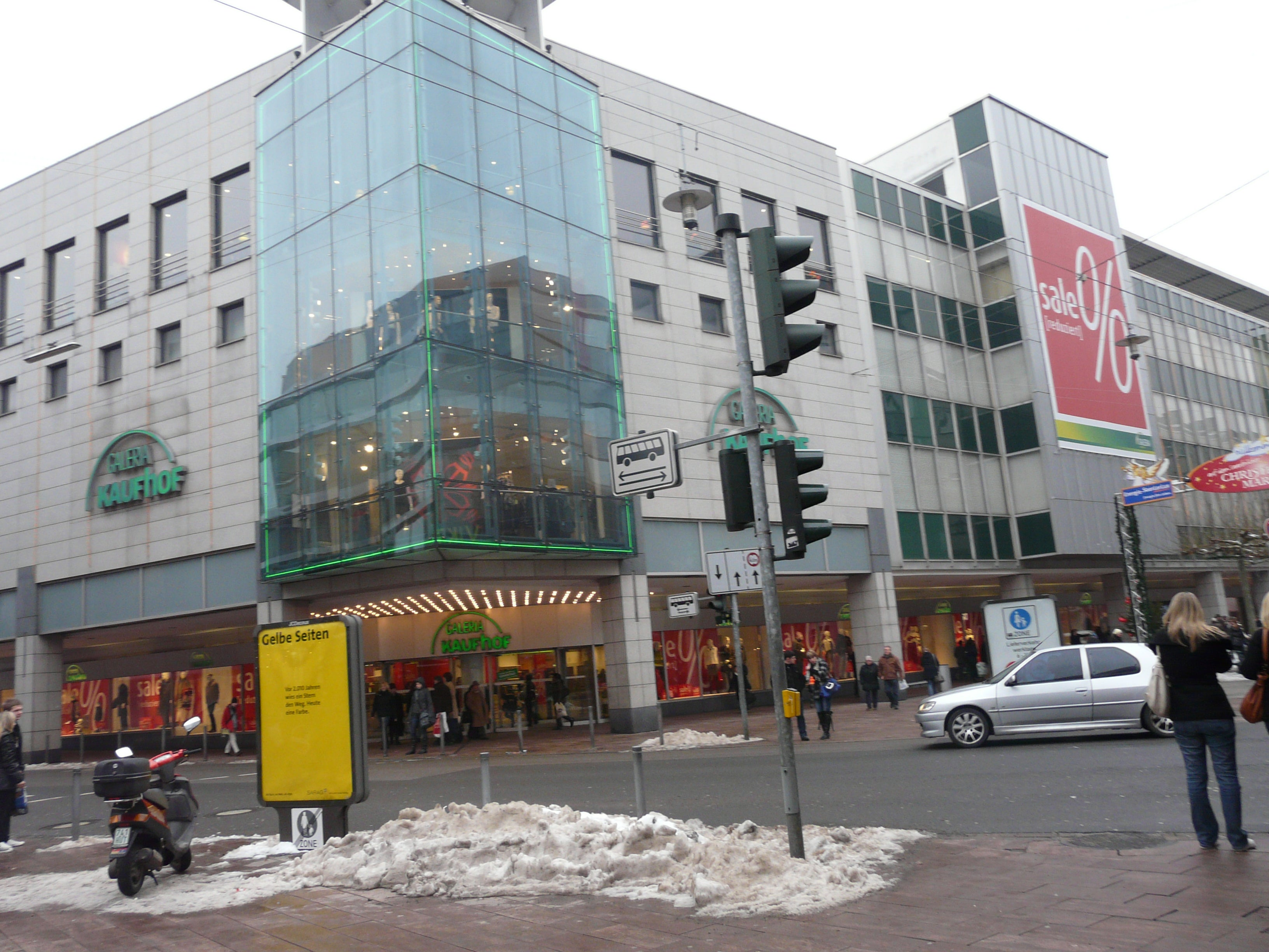 Saarbrücken City Centre