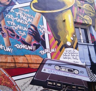 Mural Route