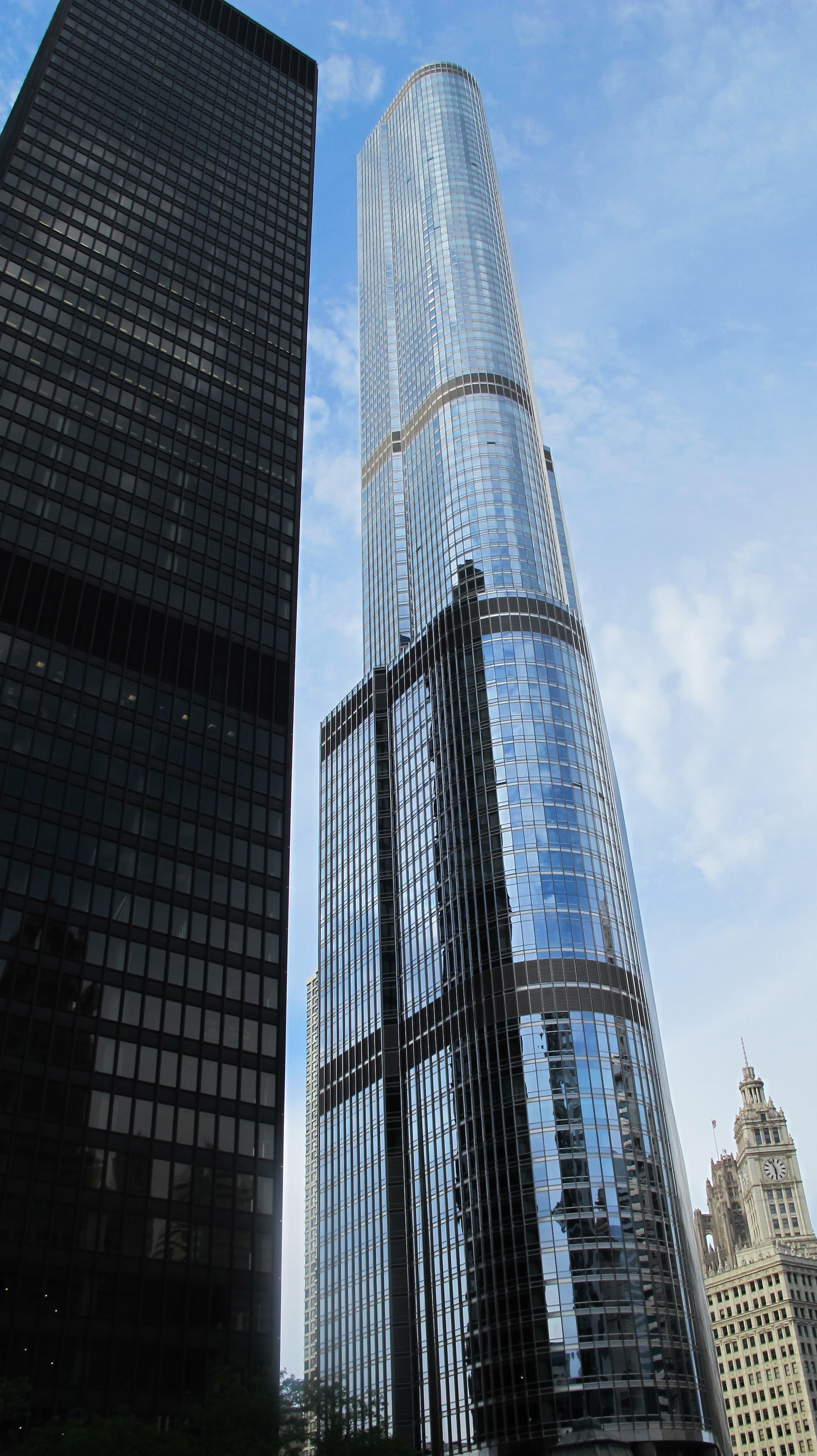 Torre en Trump International Hotel and Tower Chicago