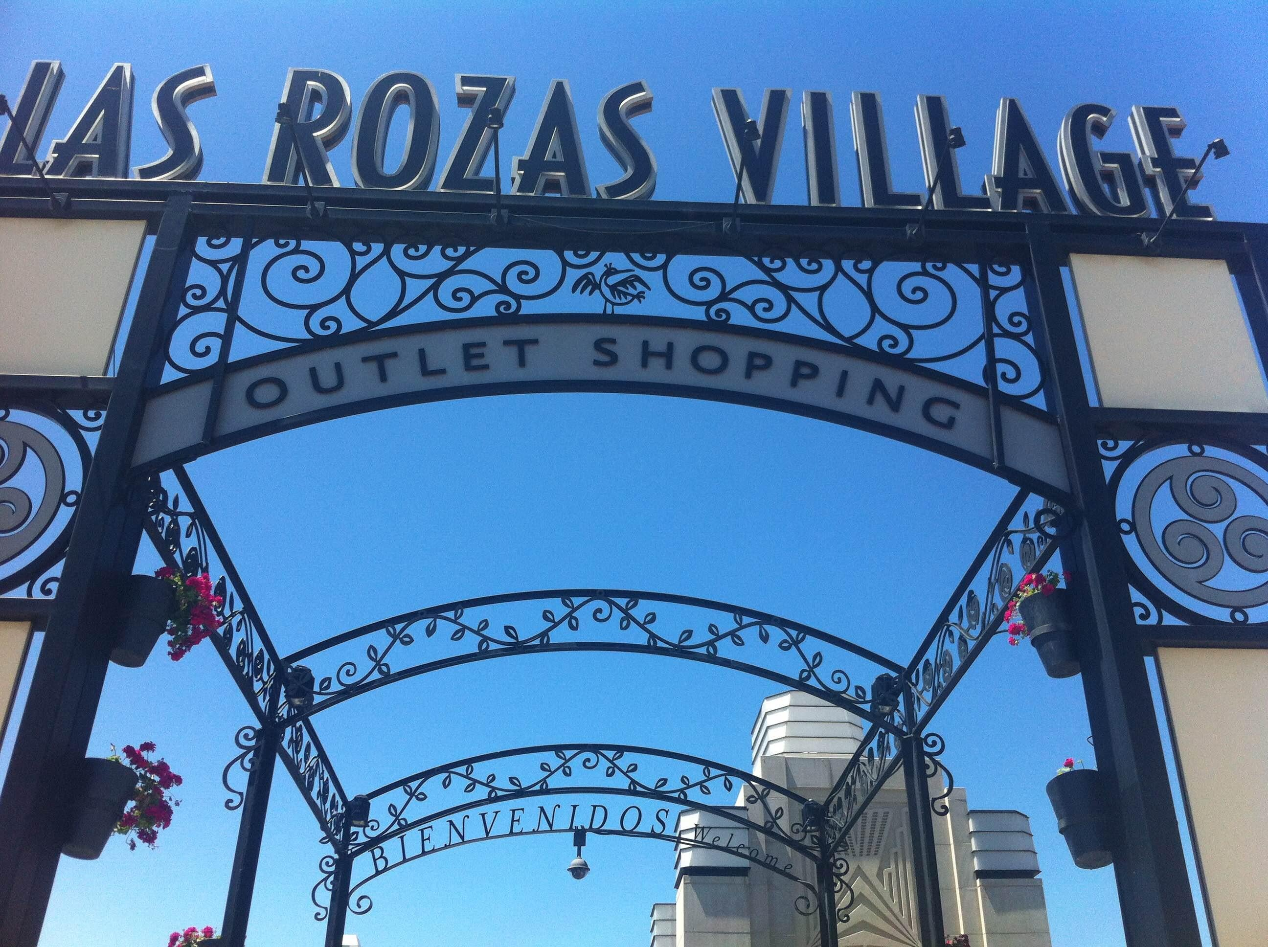 Las Rozas Village outlet shopping