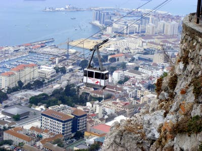 Teleférico o Cable Car