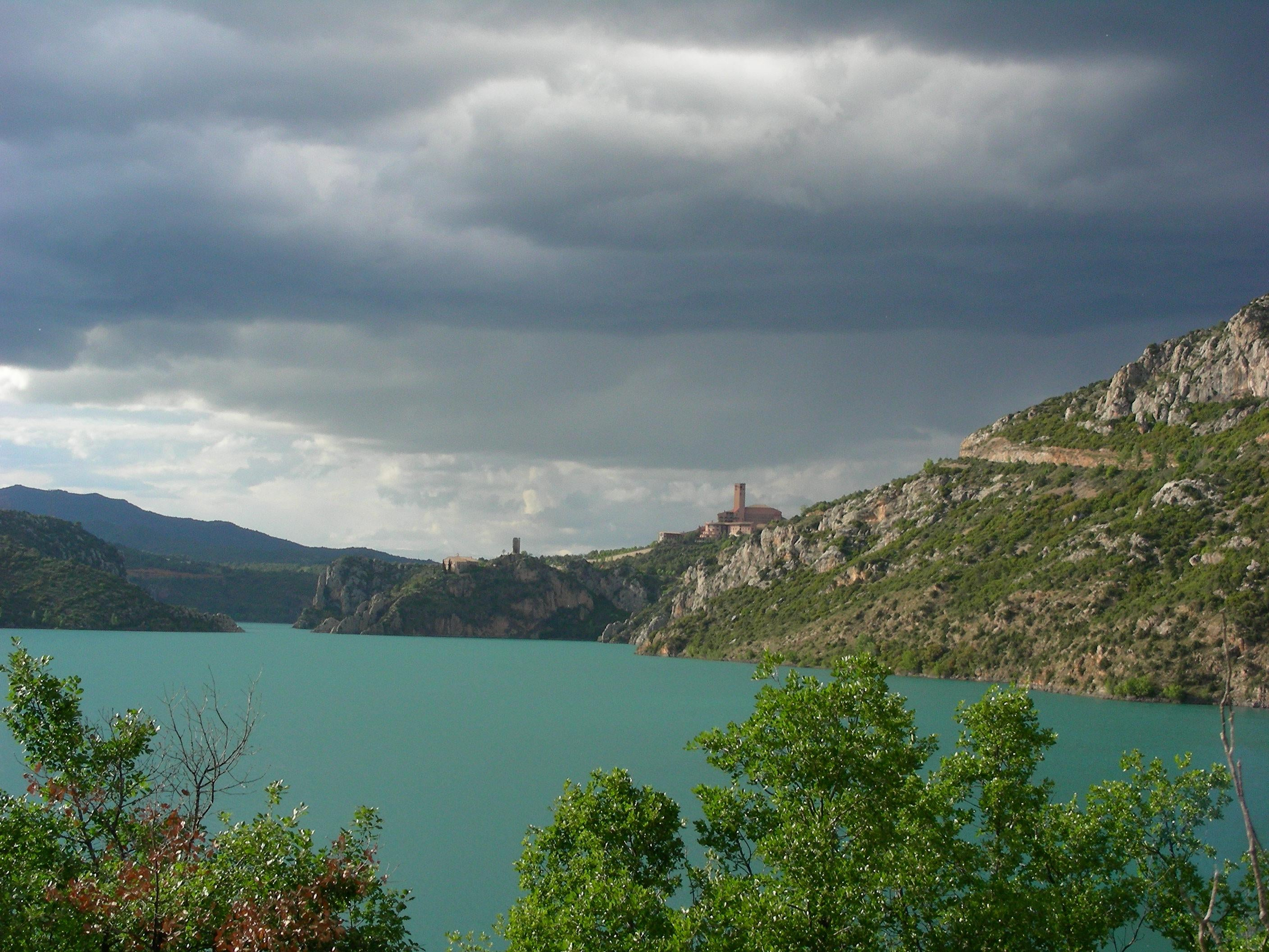 Reservoir of Torreciudad
