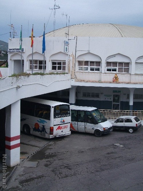 Almunecar Bus Station