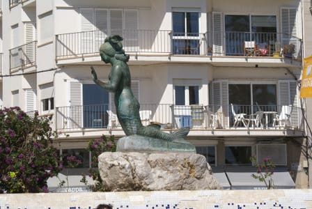 The siren of Sitges