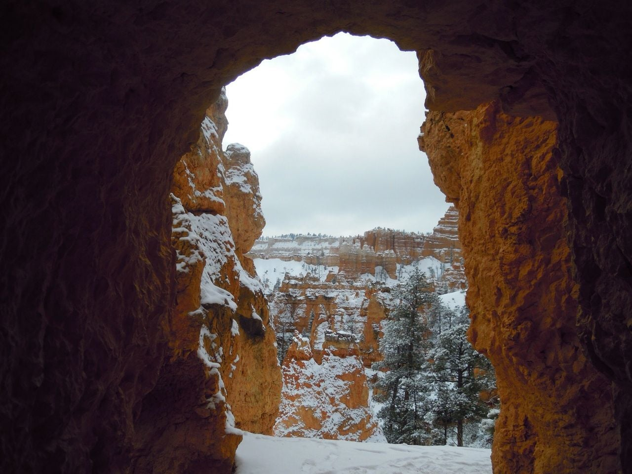 Relieve en Bryce Canyon