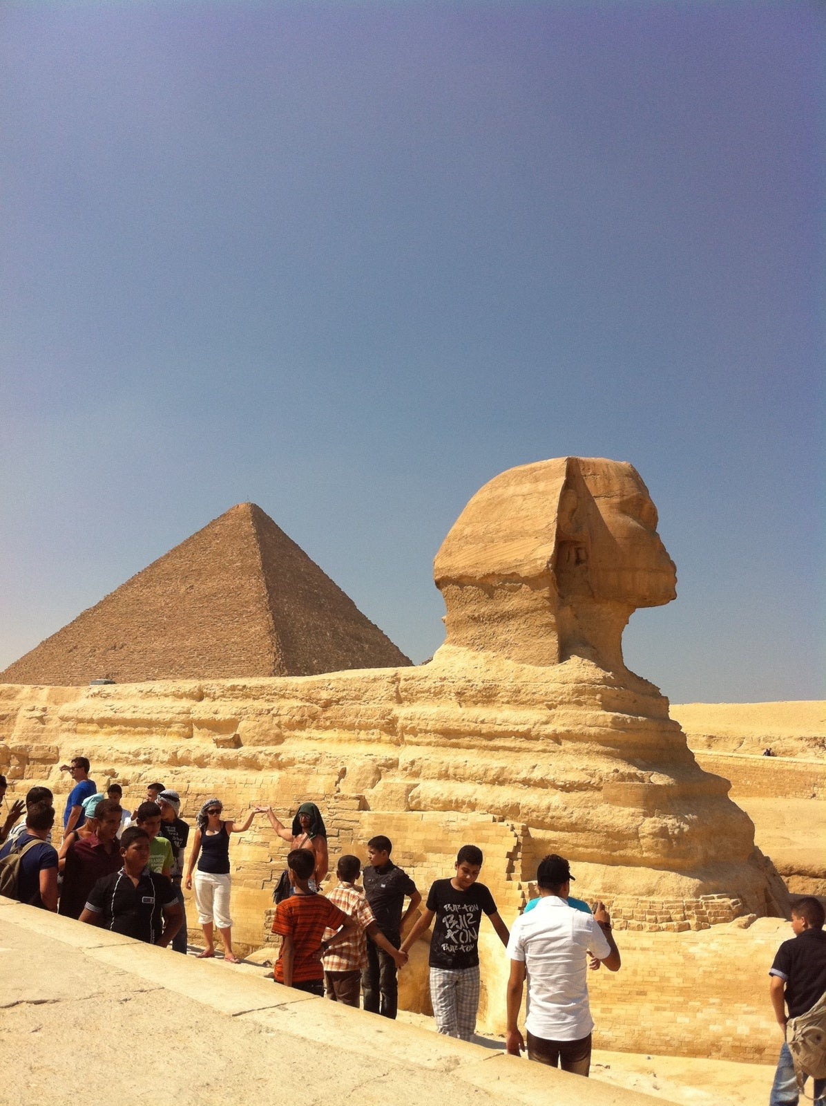 Sphinx of Giza