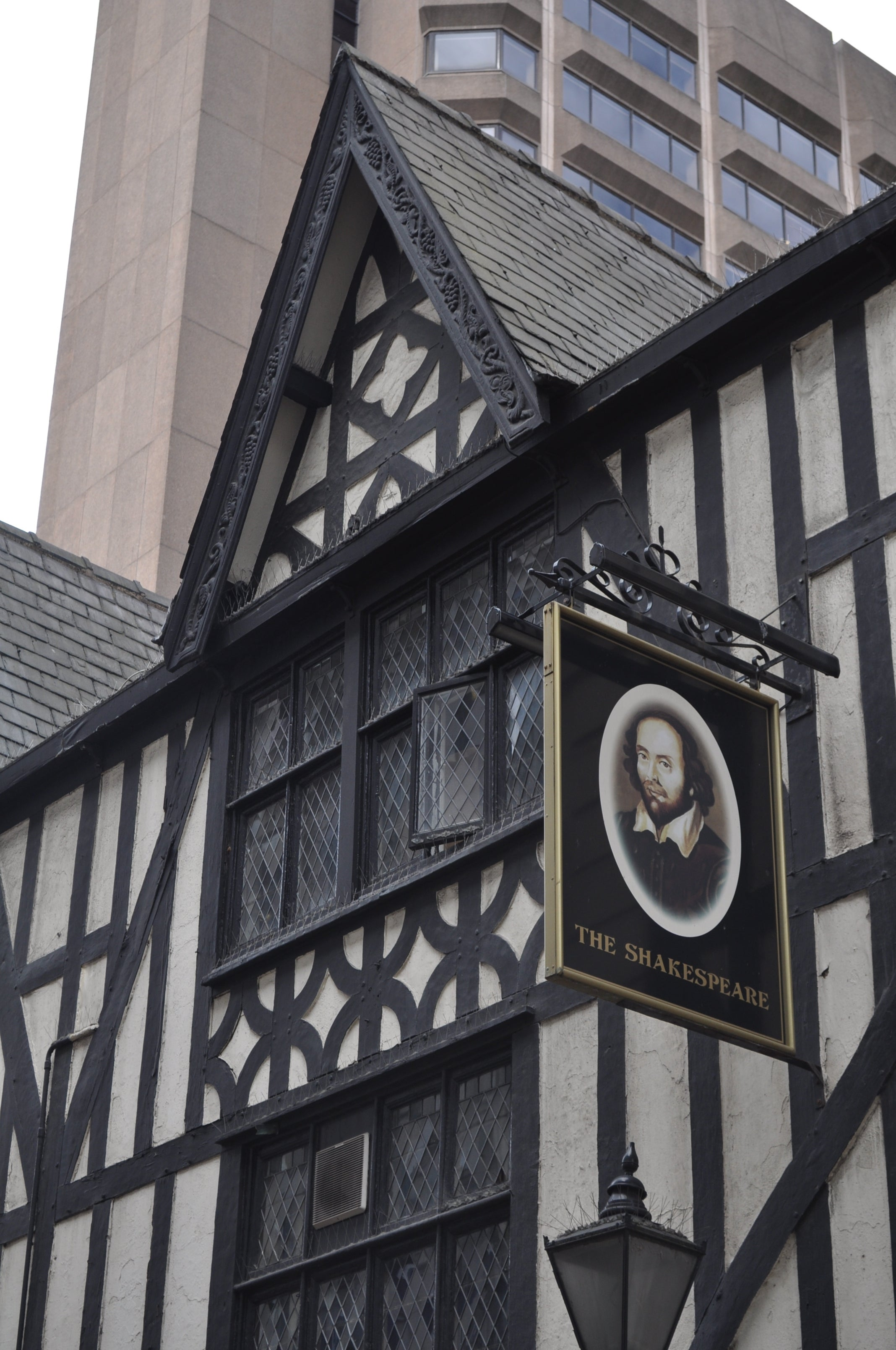 The Shakespeare Public House