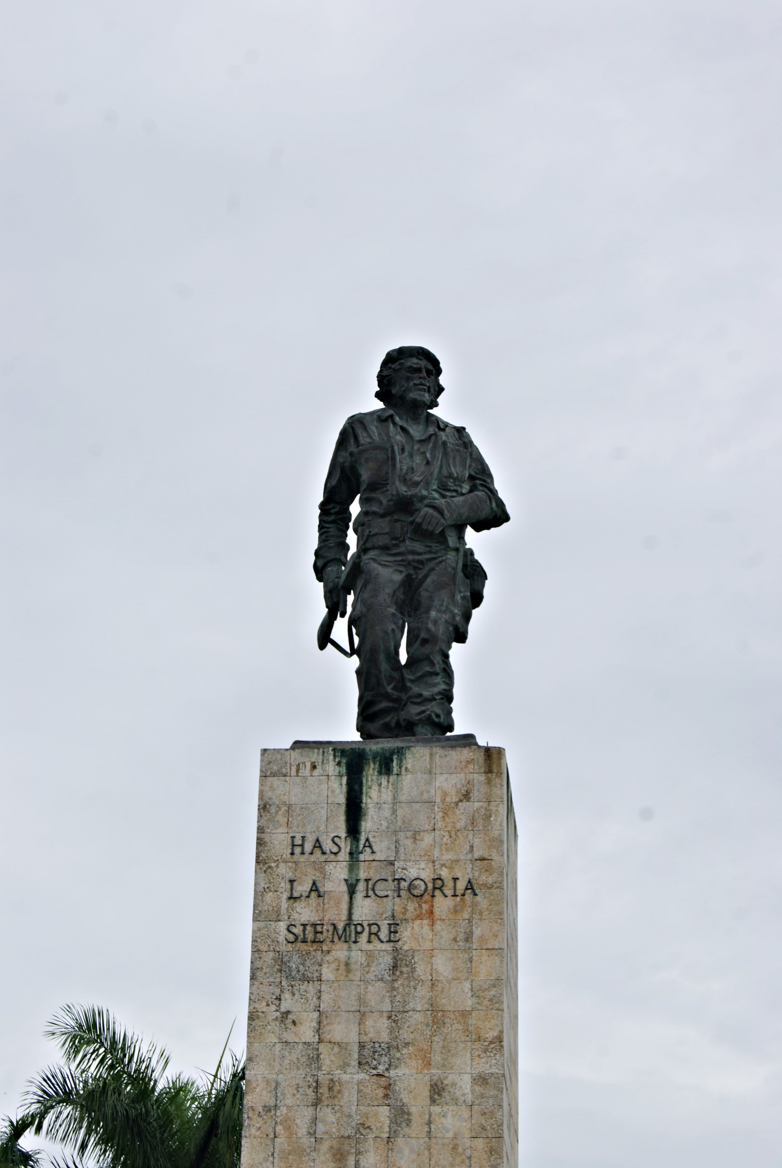 Ernesto Che Guevara, the Remind of A Village