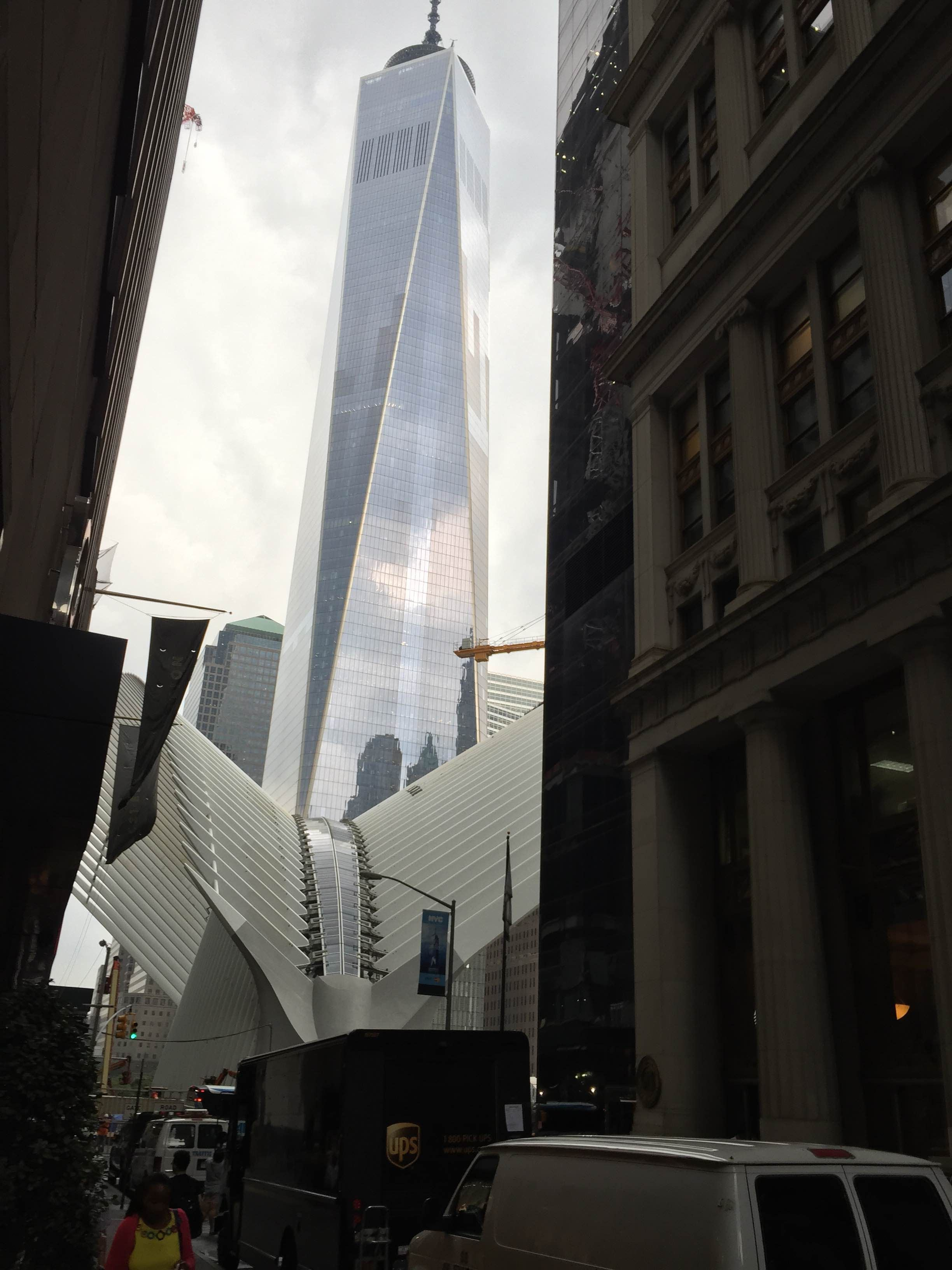 Ciudad en World Trade Center Site