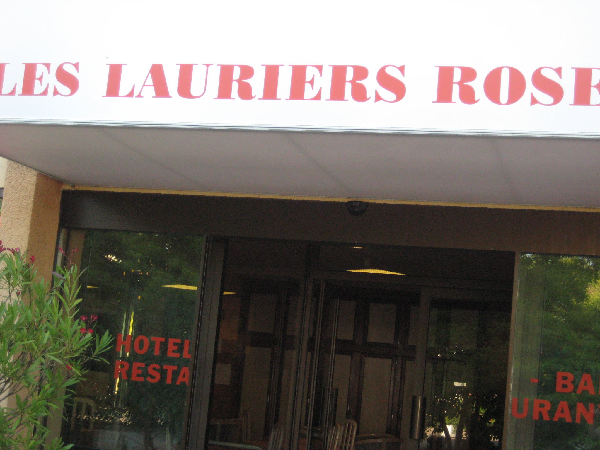 Hotel des Lauriers Roses