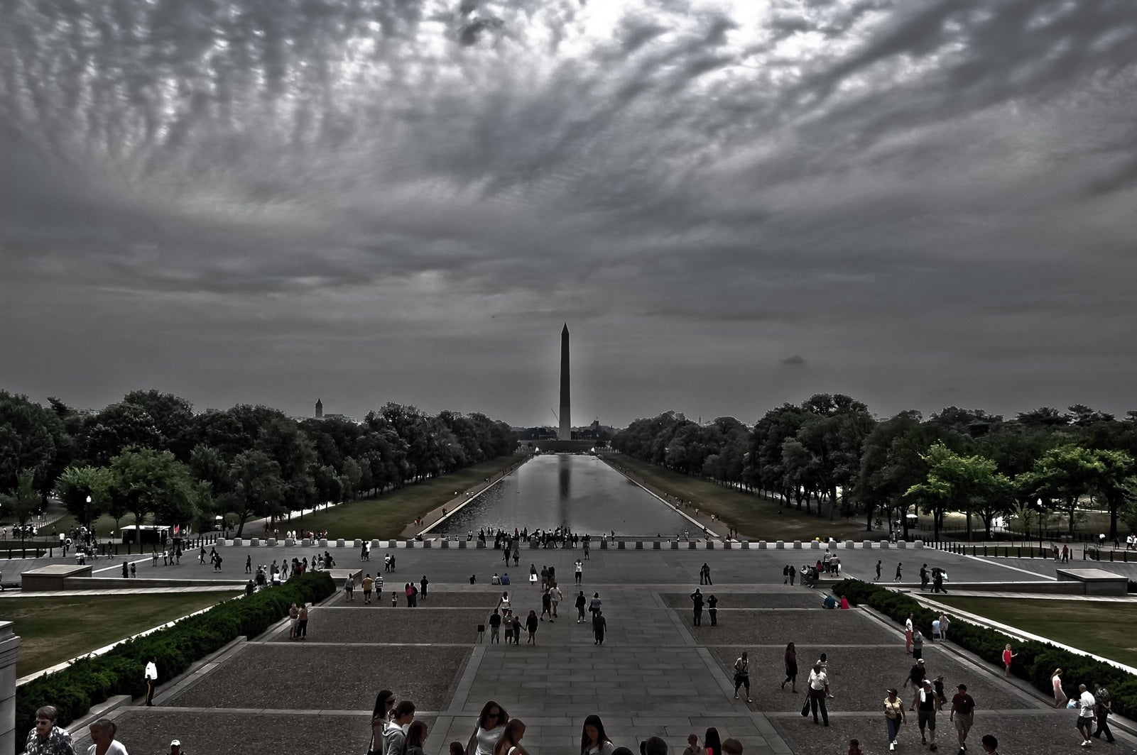 Nube en Washington DC