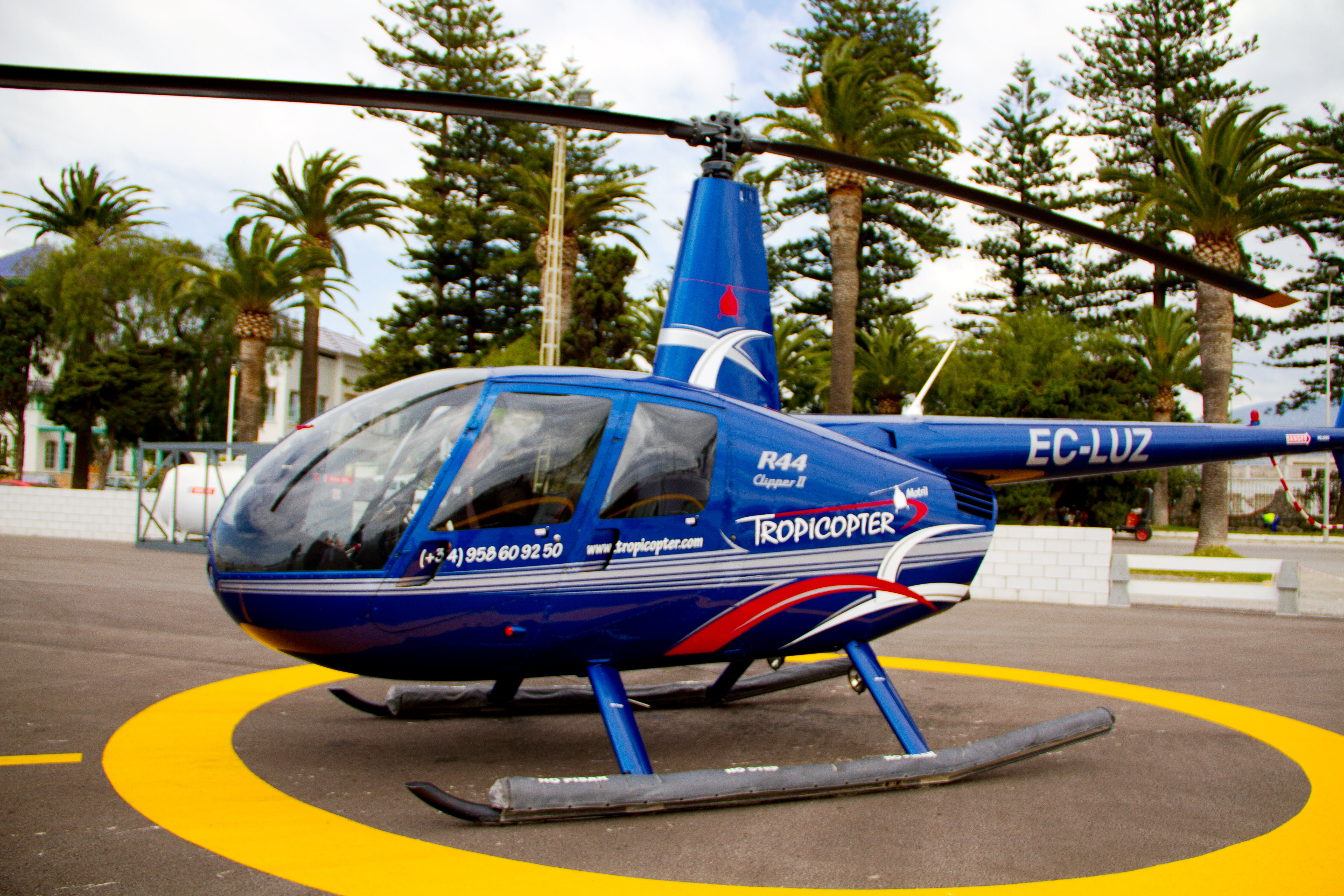 Tropicopter Helicopter Tours