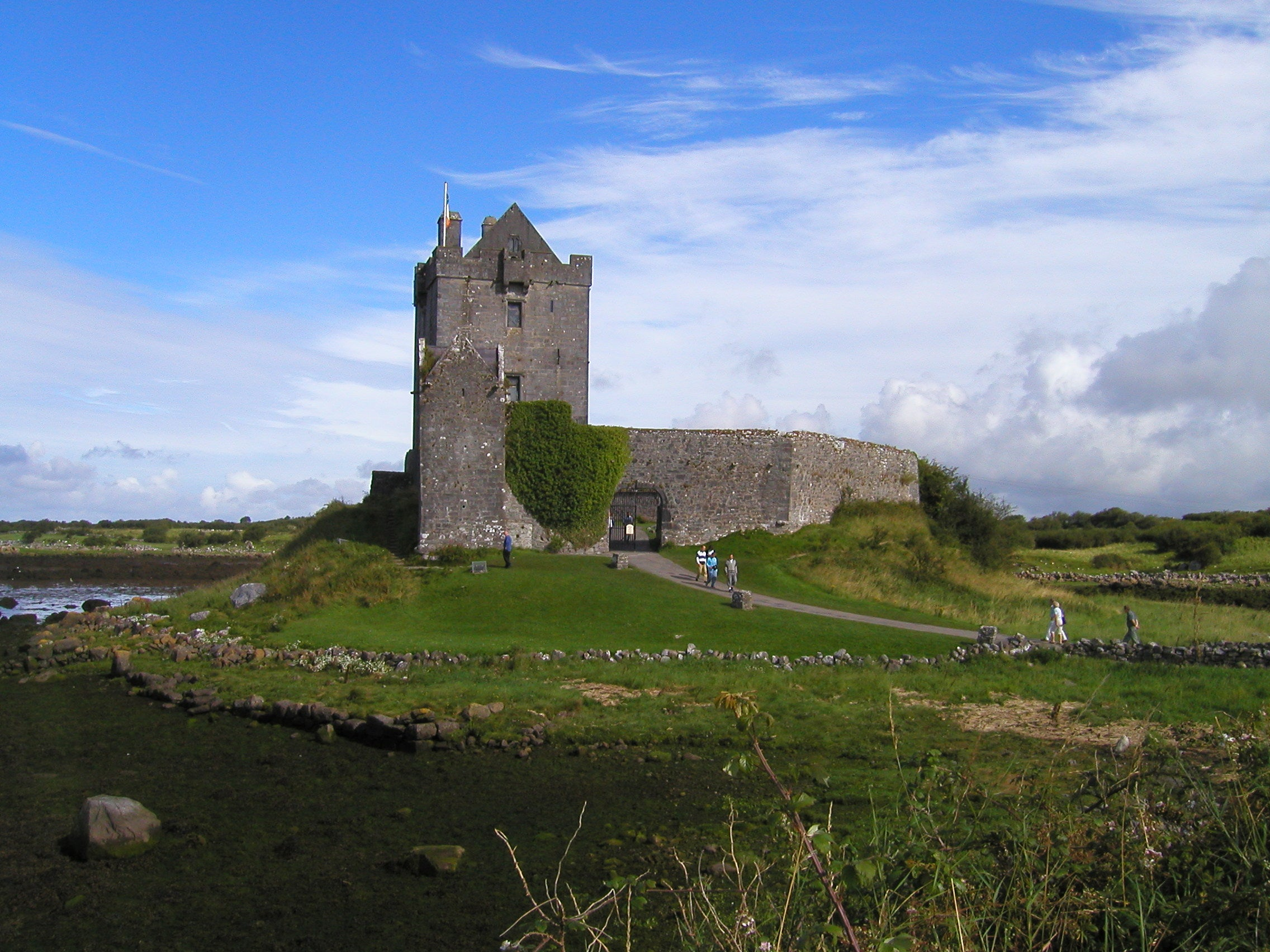 Medieval Castle of Dunguaire