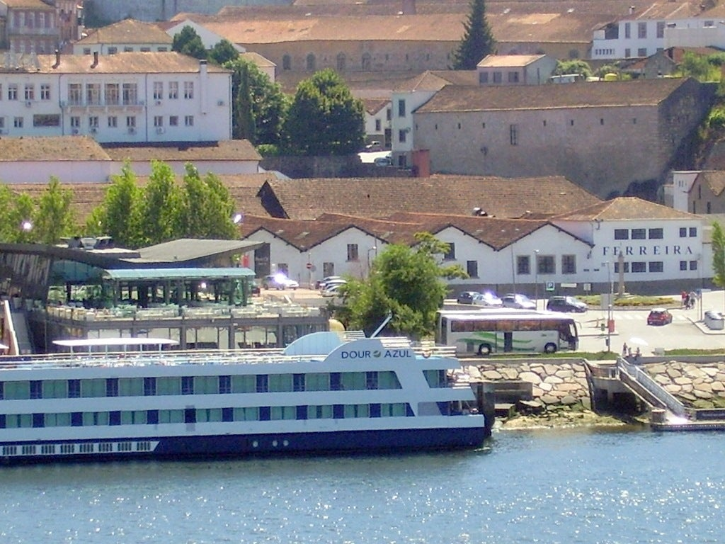 Waterway in Vila Nova de Gaia