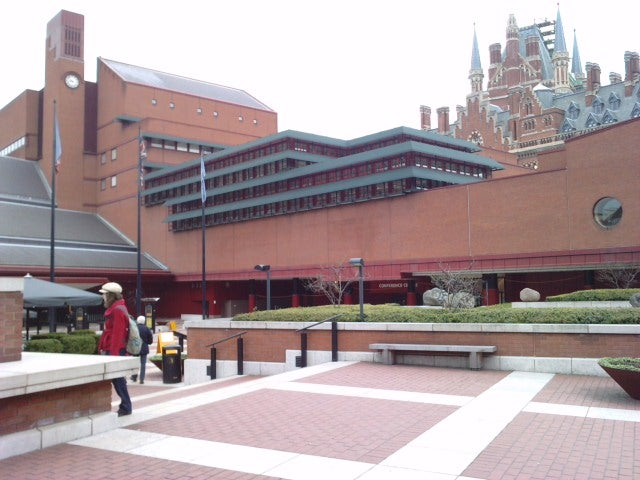 Plaza en British Library