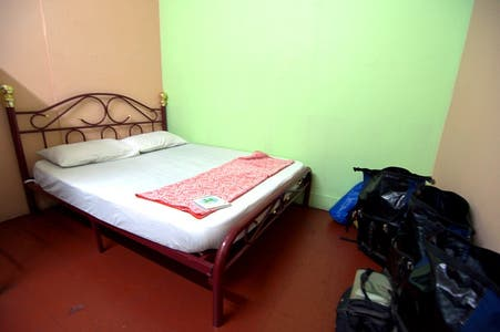 Hotel Stay in lodge guesthouse
