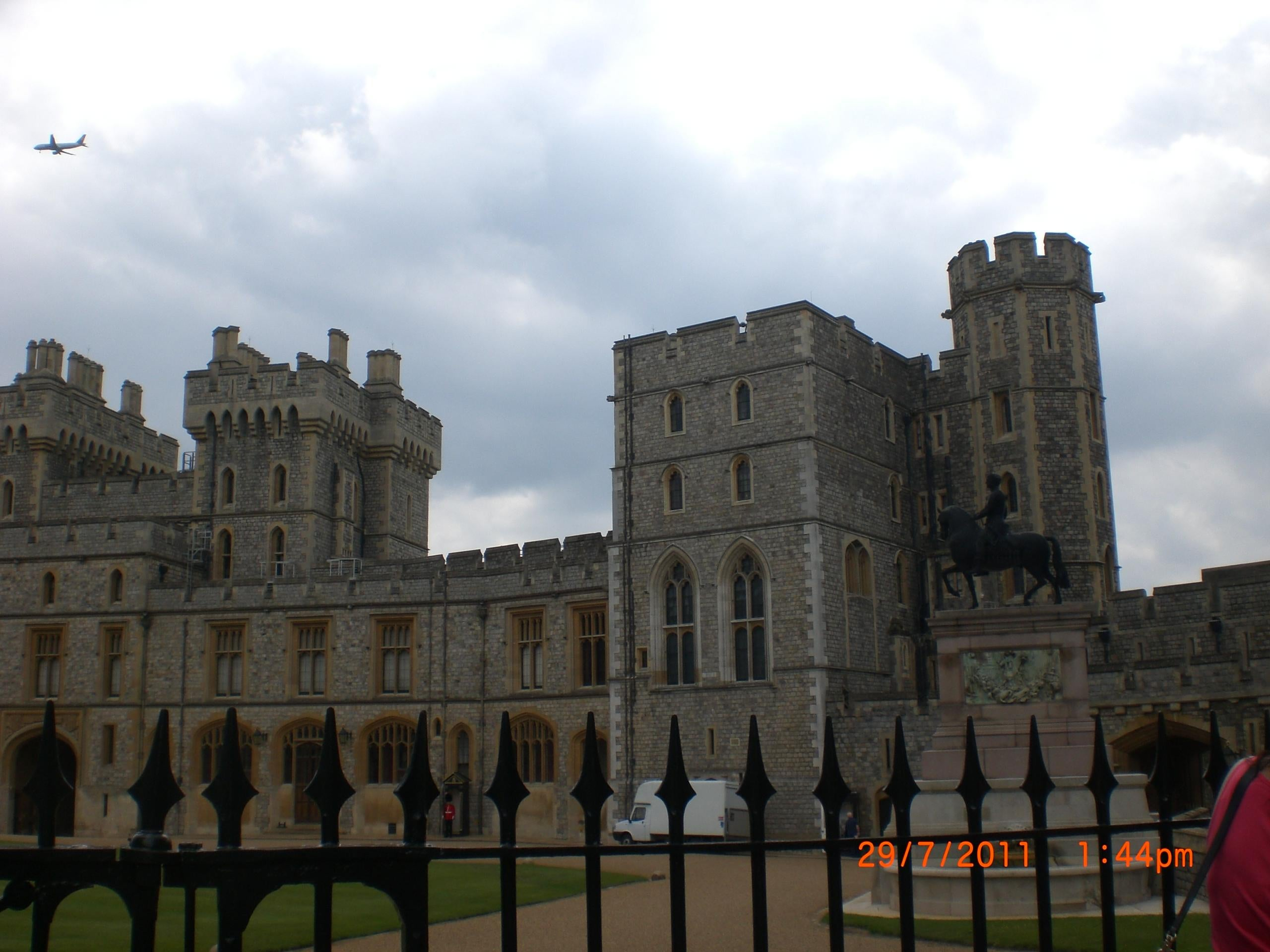 Abadía en Castillo de Windsor