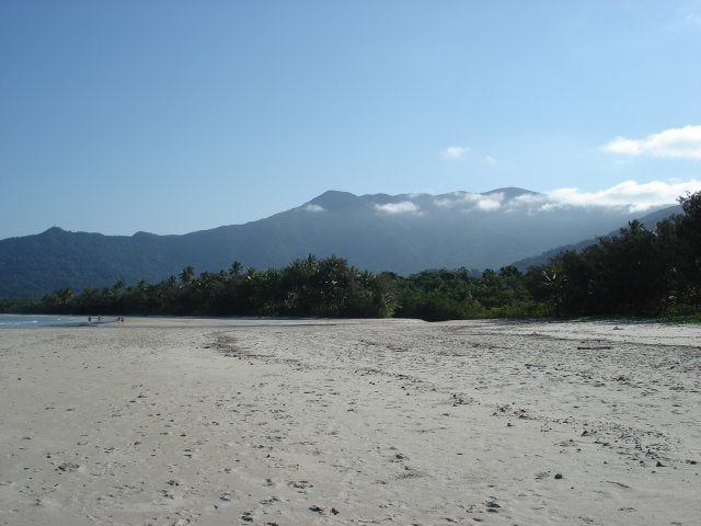 Lago en Cape Tribulation