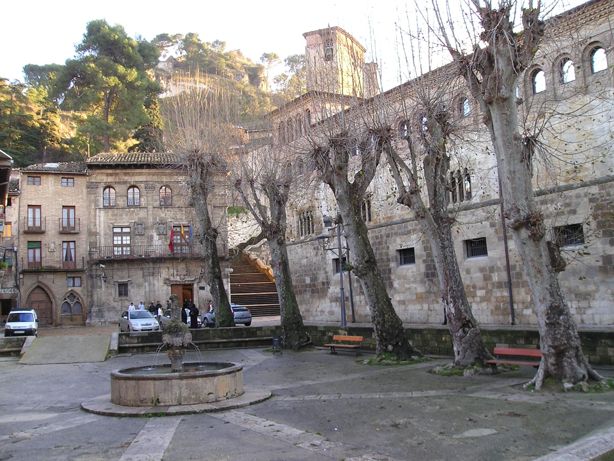 Palace of the Kings of Navarre