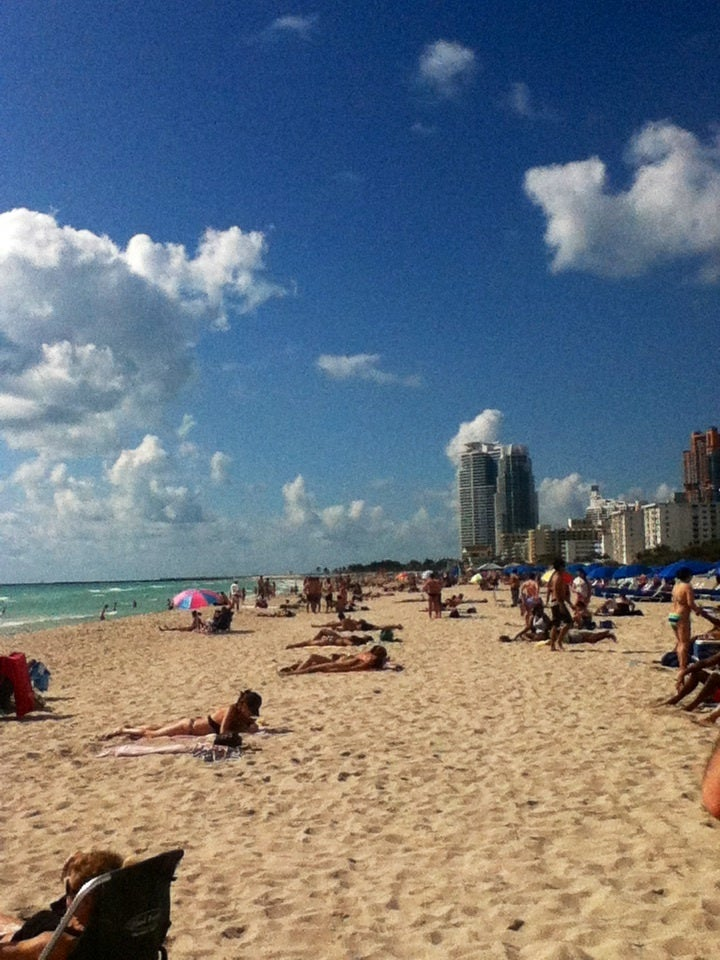 Paseo en Miami Beach
